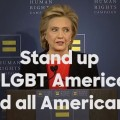 featured image Watch: New Hillary Clinton campaign ad focuses on LGBT rights