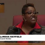 Councilwoman Mayfield sets city record for travel spending