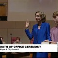 featured image Jennifer Roberts sworn in as Charlotte mayor, pledges to support LGBT rights