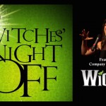 Charlotte: Witches Night Off, chamber party and meeting, new plays