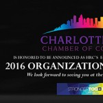 Charlotte LGBT Chamber of Commerce named NC's 2016 Organization of the Year