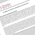 featured image Discrimination agreement required at voucher-eligible school