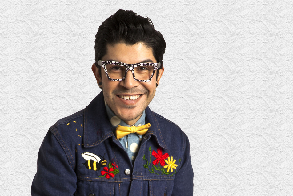 Positive Thoughts Q A With Mondo Guerra Qnotes