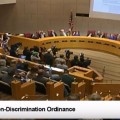 featured image WATCH: Charlotte City Council members vote yes on LGBT non-discrimination ordinance