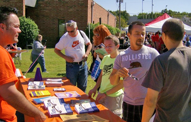 College Fairs are a key component of the work that is done by Campus Pride.