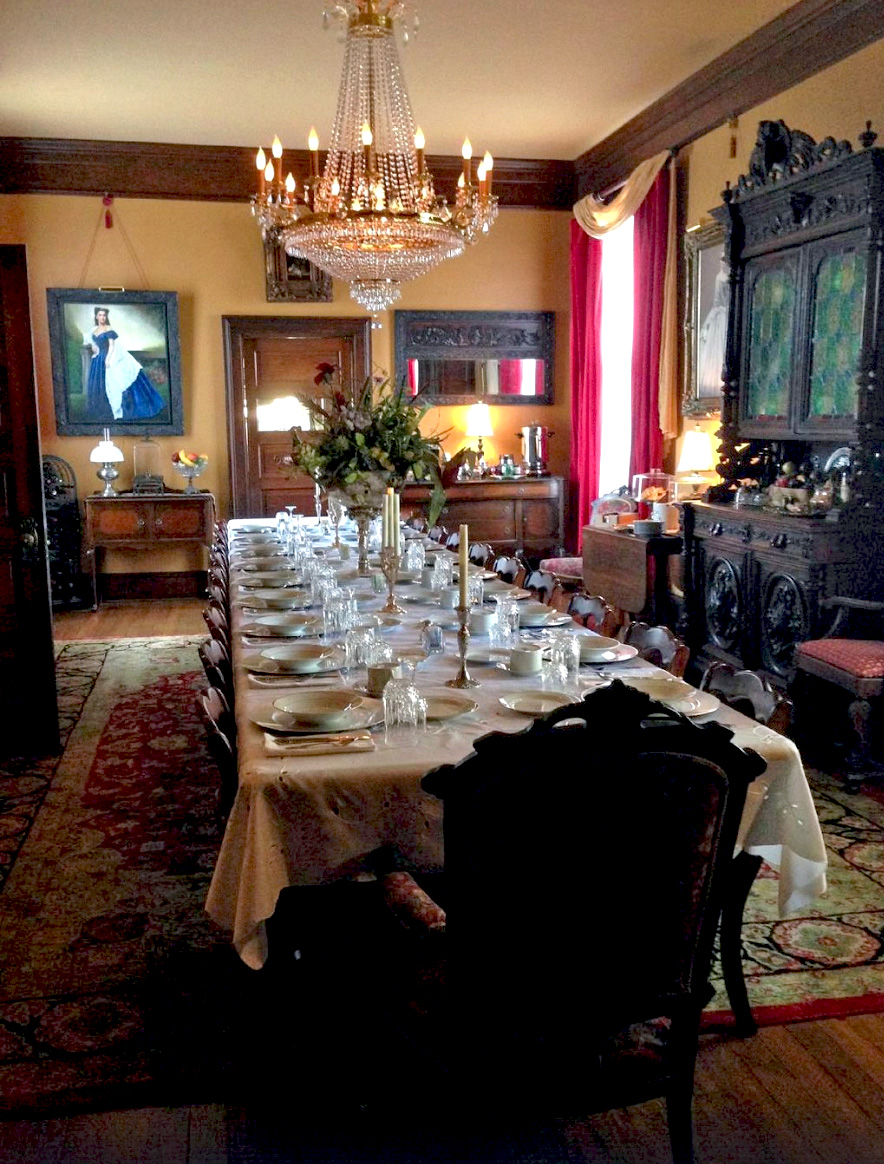 Guests are Reynolds Bed and Breakfast are treated like royalty in this well-appointed inn. Photo Credit: Reynolds Bed and Breakfast
