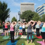 Western: Yoga fundraiser, bingo, center system, suicide conference