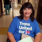 Janice Covington injured outside DNC