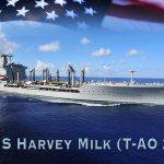 U.S./World: Naval ship named after Milk