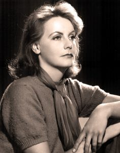 Great Garbo studio publicity photo. Photo Credit: Clarence Bull for Metro-Goldwyn-Mayer. Public Domain