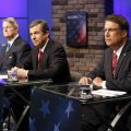 featured image Watch: McCrory, Cooper spar over HB2 in final debate