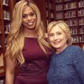 featured image Laverne Cox stars in new Hillary Clinton campaign ad, talks HB2