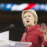 Hillary Clinton condemns N.C. governor for HB2