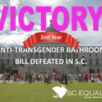 South Carolina: Bill Defeat, Guild Lunch, Affinity 'Dazzle,' Golf Tourney, Youth Project