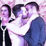 Picture advertising new play inspires hateful Facebook comments