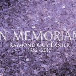 In Memoriam: Raymond Guy Lanier
