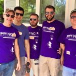 Triangle: Volunteers celebrate milestone