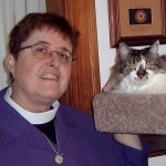 My cat, my spiritual director