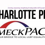 Pride Week gets political: MeckPAC forum, Pride marshals slated