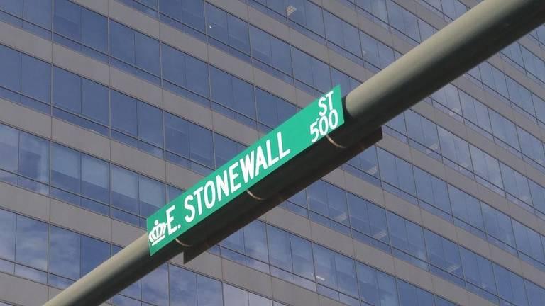 Stonewall Street Charlotte