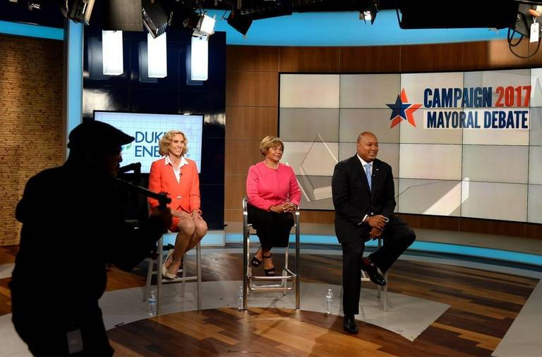 charlotte mayoral candidates
