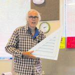 Triangle: Cohousing Progress, Center Awards, ENC Gala, AIDS Walk, Patient Training