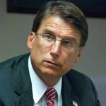 Pat McCrory has a point. An awful, awful point.