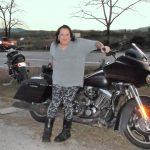 Joney Harper: advocate, biker and an intersex person