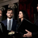Mike Pence swears in Doug Jones as Alabama's new senator with his gay son by his side