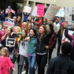 Pink hats, clever signs, huge crowd – can Charlotte women's march do it again?