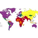 U.S./World: Travel map details LGBTQ (in)tolerance worldwide