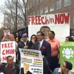 Trans activists defend ICE detainee in Georgia