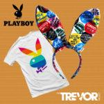 Playboy unveils Pride campaign