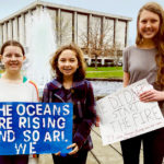 Young activists speak out about climate change