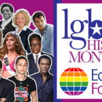 LGBT History Month icons provide glimpse of heroes and trailblazers