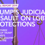 LGBTQ protections intensify under Trump administration