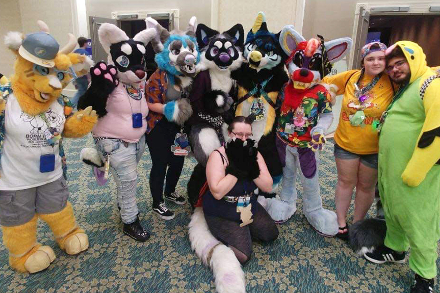 Halloween Furries Convention 2020 A deeper look into the world of furries – QNotes